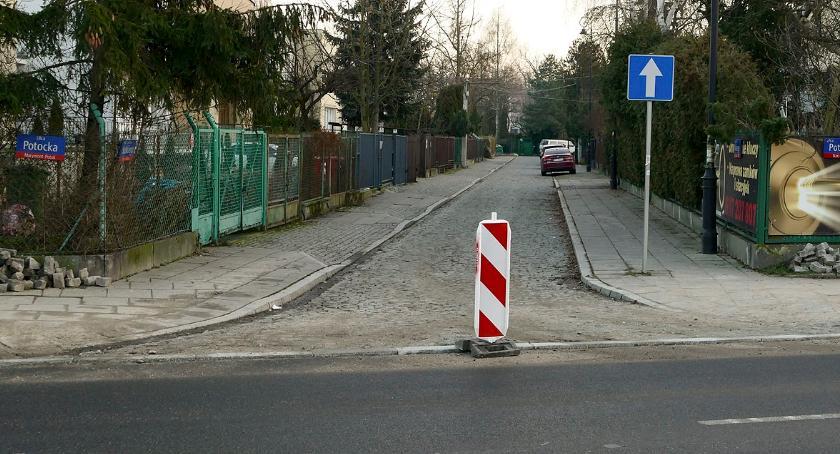 ulice, Koszmar życia Potockiej - zdjęcie, fotografia