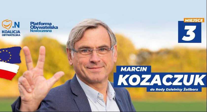 polityka, Marcin Kozaczuk Powrót Jedi! - zdjęcie, fotografia