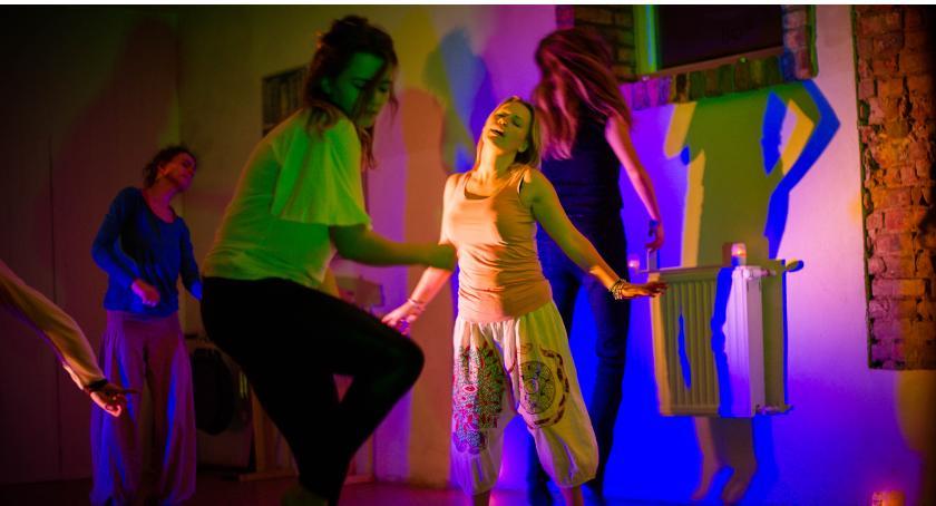 rekreacja, Świadomy tańcu - zdjęcie, fotografia