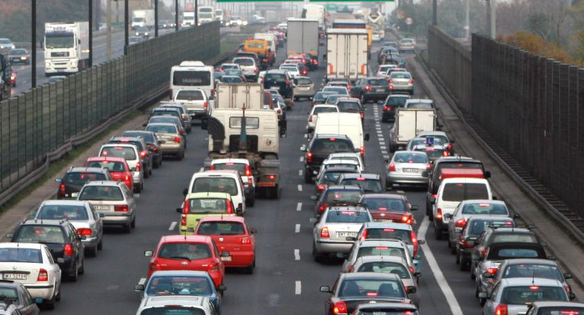 bezpieczeństwo, warszawskich drogach bezpieczniej - zdjęcie, fotografia