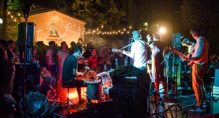 imprezy plenerowe, Prochownia rozpoczyna sezon - zdjęcie, fotografia