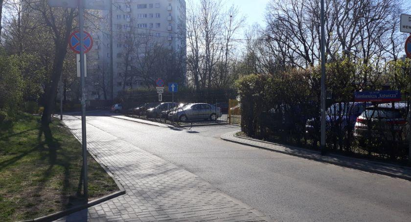 ulice, Powrót ulicy Tołwińskiego - zdjęcie, fotografia