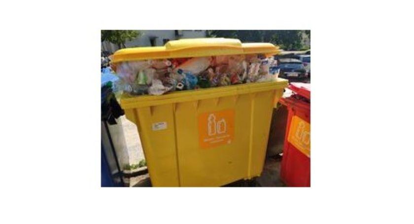 gospodarka odpadami, Segregacja Żoliborzu - zdjęcie, fotografia