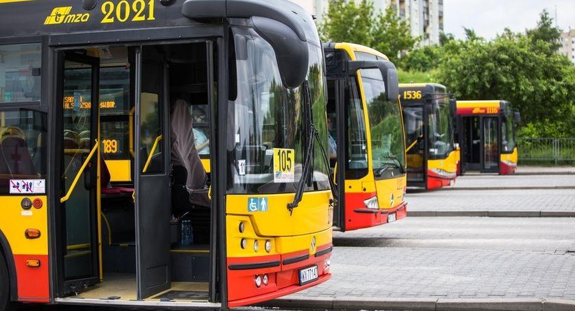 komunikacja, Mieszkańcy domagają powrotu autobusu - zdjęcie, fotografia