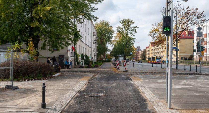 ulice, Zmiany Słowackiego - zdjęcie, fotografia