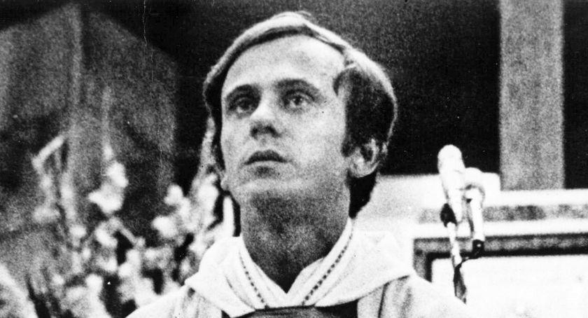, rocznica śmierci błogosławionego księdza Jerzego Popiełuszki - zdjęcie, fotografia