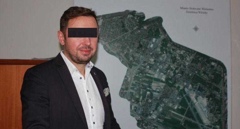 polityka, słynny burmistrz Artur samorządowiec - zdjęcie, fotografia