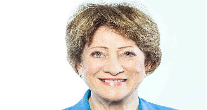 polityka, Barbara Borys Damięcka wybrana senatora - zdjęcie, fotografia
