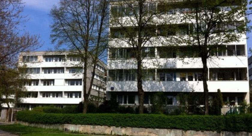 żoliborskie klimaty, Modernistyczny ukłon stronę Żoliborza - zdjęcie, fotografia