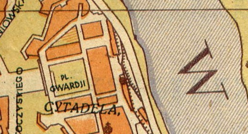 historia, Cytadela okolice - zdjęcie, fotografia
