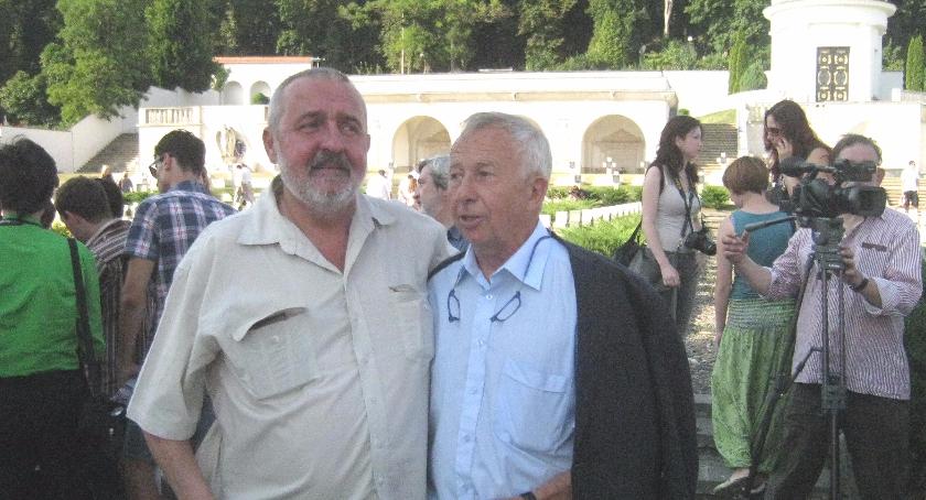 wspomnienie, Żegnamy Marka Chimiaka - zdjęcie, fotografia