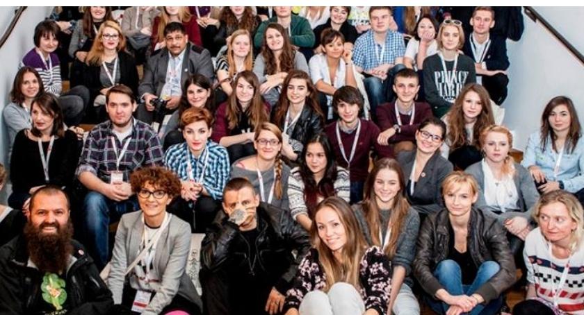"""wydarzenia, rekrutacja projektu """"Multimedia liderów"""" - zdjęcie, fotografia"""