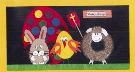 Konkurs na najpiękniejszą wielkanocną kartkę świąteczną rozstrzygnięty.