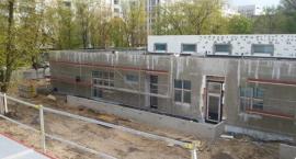 Budowa przedszkola i żłobka zaawansowana