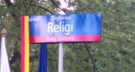 Jest już bulwar Zbigniewa Religi
