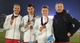 Kolejny sportowy czyn - brązowe medale z Chin !!!