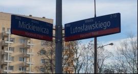 Jesteśmy skuteczni. Wolny przejazd we wszystkie strony na skrzyżowaniu Lutosławskiego z Mickiewicza.