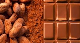 Smak czekolady.