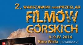 Rusza 2 Warszawski mini Przegląd Filmów Górskich