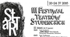 III Festiwal Teatrów Studenckich START