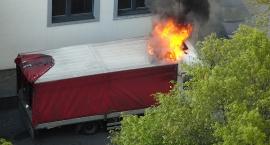 Pożar na Potoku