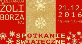 Spotkanie świąteczne dla mieszkańców Żoliborza