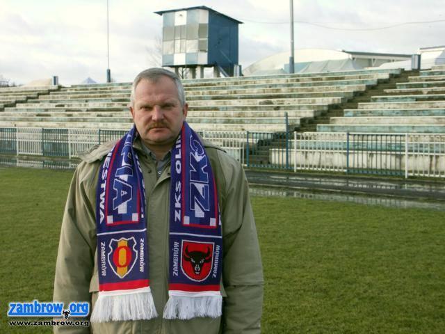 """sport, Wywiad Prezesem """"Olimpia"""" Panem Sławomirem Skrzypkowskim - zdjęcie, fotografia"""