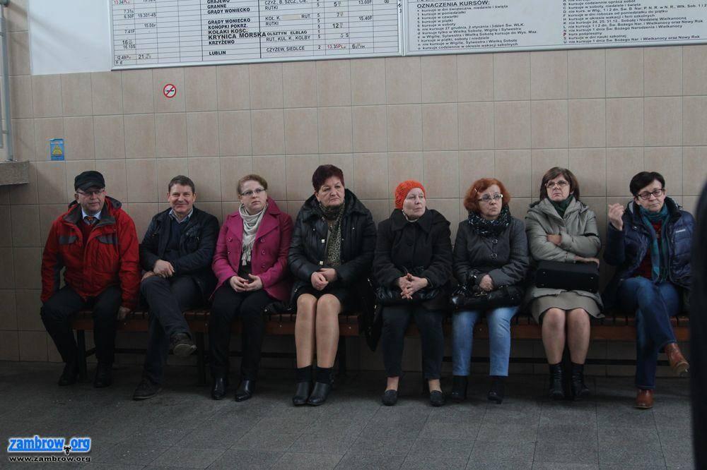 samorząd, Ponad podpisów przeciwko łączeniu zambrowskiego innymi spółkami [foto+video] - zdjęcie, fotografia