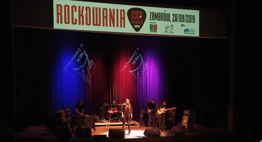 """muzyka koncerty, Półfinał Wojewódzkiego Przeglądu Zespołów Rockowych """"Rockowania 2019"""" - zdjęcie, fotografia"""
