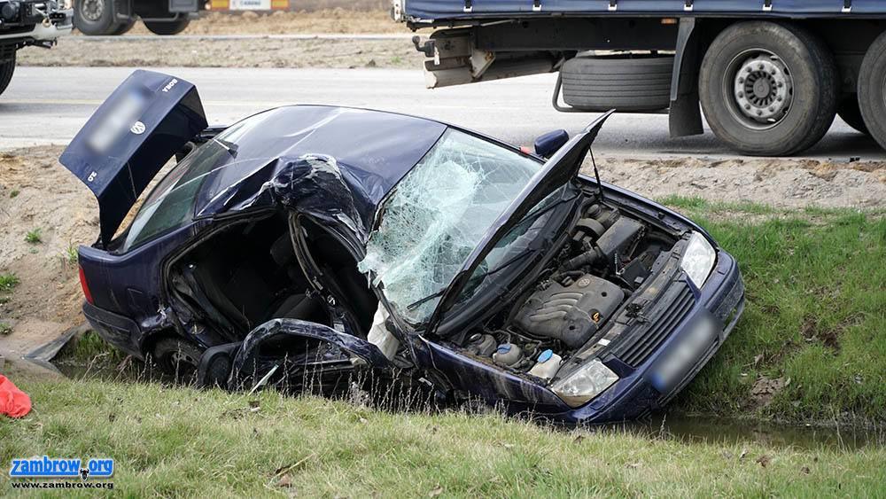 policja, Śmiertelny wypadek [foto] - zdjęcie, fotografia