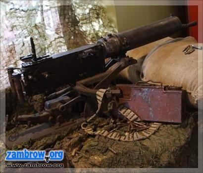 wydarzenia, Wystawa broni palnej Szumowie - zdjęcie, fotografia