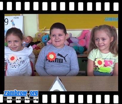 edukacja, Dzień Kobiet oczami dzieci [video] - zdjęcie, fotografia