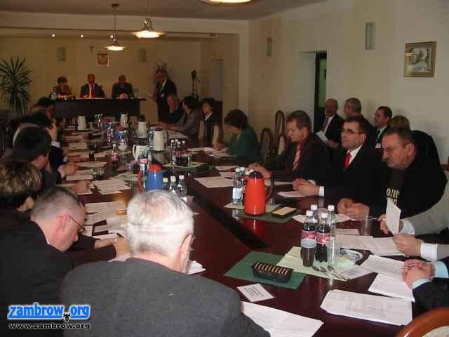 samorząd, Radni uchwalili Budżet Zambrowa - zdjęcie, fotografia