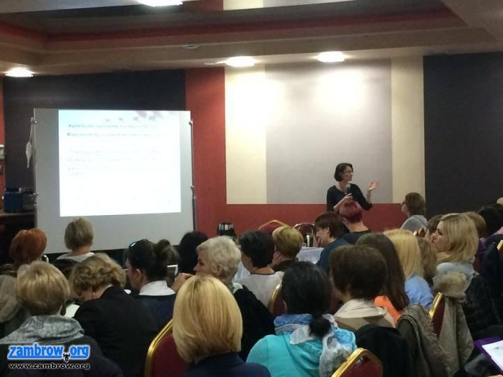 edukacja, Rozmawiali autyzmie podczas konferencji naukowo szkoleniowej - zdjęcie, fotografia