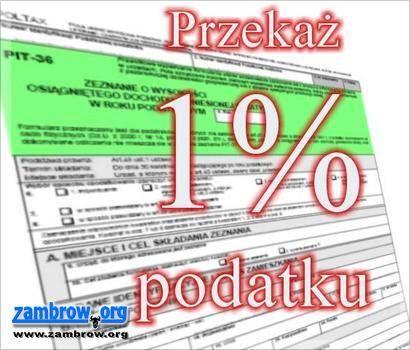1% podatku, województwie podlaskim coraz więcej osób przekazuje podatku - zdjęcie, fotografia