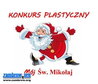 """konkursy, Konkurs plastyczny """"Mój Święty Mikołaj"""" - zdjęcie, fotografia"""