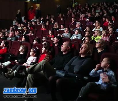 kino film teatr, filmy cieszyły zambrowskim kinie największą popularnością - zdjęcie, fotografia
