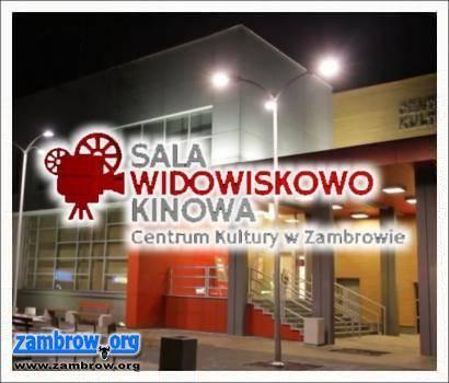 wydarzenia, Zambrów repertuar kwietnia] - zdjęcie, fotografia