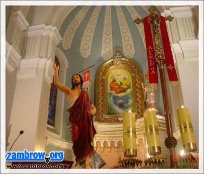 świąteczne, Chrystus Zmartwychwstał Wielkanoc - zdjęcie, fotografia