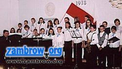 kultura_, Obchody olecia Szkoły Muzycznej - zdjęcie, fotografia