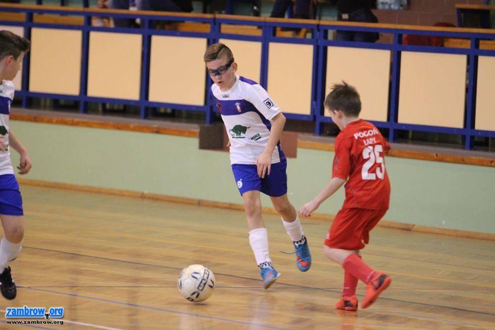 sport_, Olimpia trzecia turnieju piłki nożnej chłopców rocznika młodszych [foto] - zdjęcie, fotografia