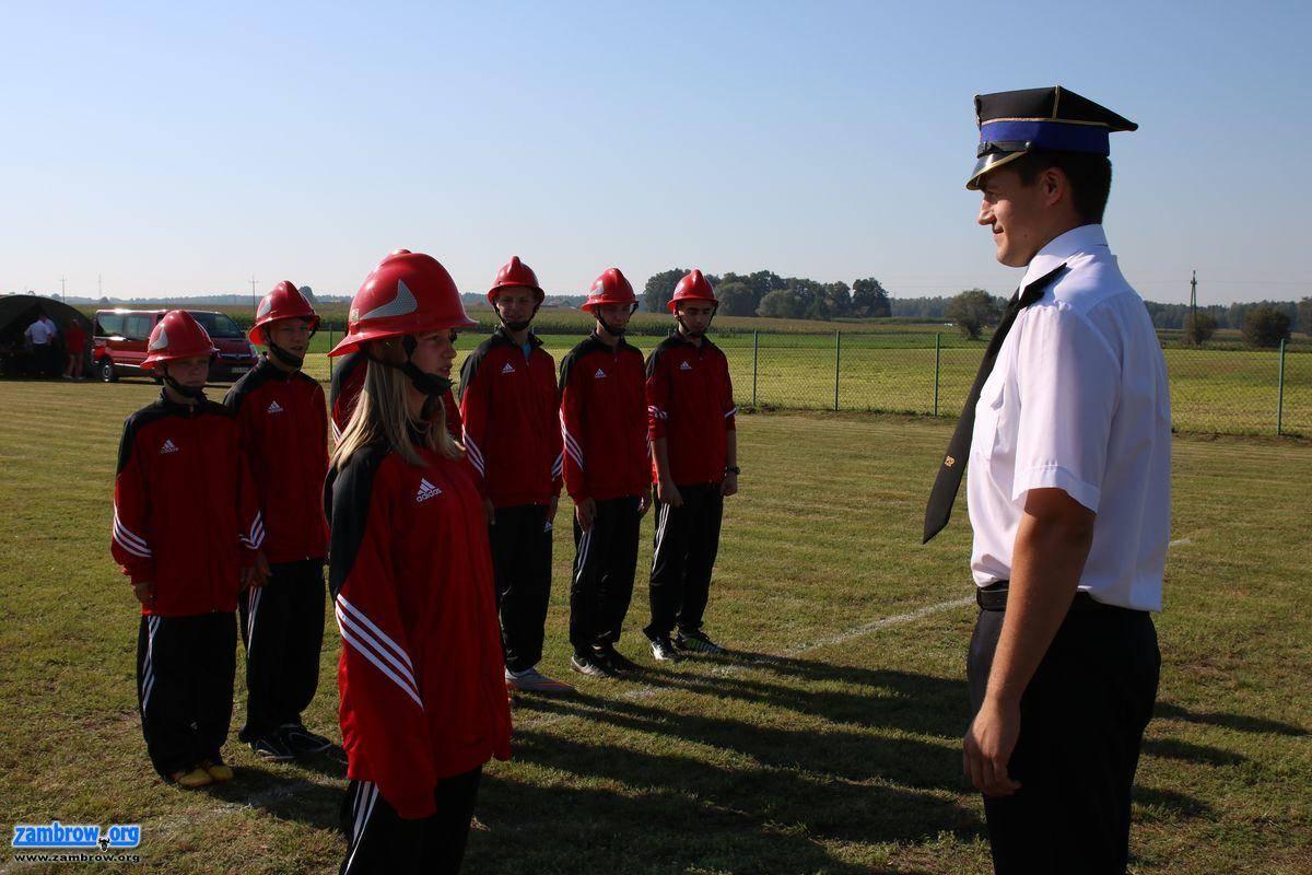 straż, Gminne zawody sportowo pożarnicze rozstrzygnięte [foto+video] - zdjęcie, fotografia