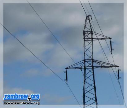 wiadomości z regionu, Informacja planowanych przerwach dostawie prądu - zdjęcie, fotografia