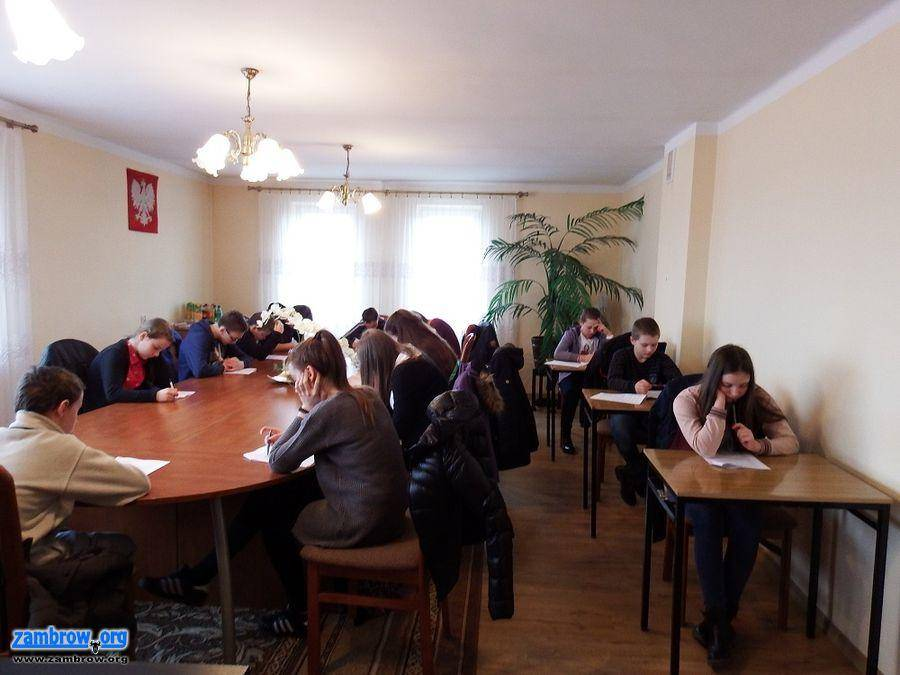 pożary i straż, Turniej wiedzy pożarniczej gminie Szumowo - zdjęcie, fotografia