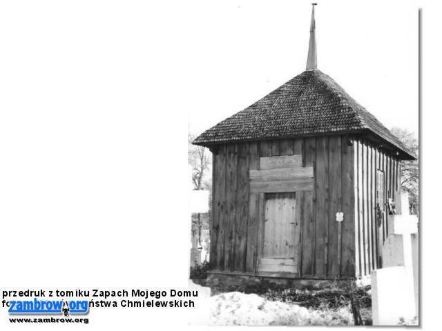 książki publikacje, Zapach mojego – Kaplica cmentarzu - zdjęcie, fotografia