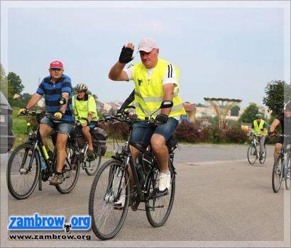"""rowery i kolarstwo, niedzielę ostatni tegoroczny """"Zambrów rowery"""" - zdjęcie, fotografia"""