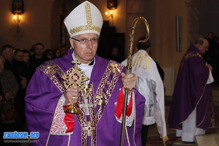 religia, Relikwia błogosławionego Pawła Zambrowie - zdjęcie, fotografia