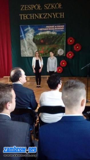 edukacja, Uczennica zwyciężczynią Wojewódzkiego Konkursu Historycznego - zdjęcie, fotografia