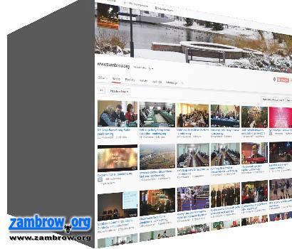 nowości na Portalu, ponad miliony odsłon kanału zambrow Zobacz najczęściej oglądane filmy - zdjęcie, fotografia