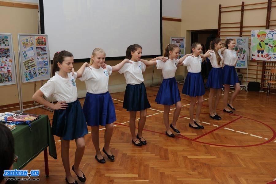 """edukacja, Dzień zambrowskiej """"Czwórce"""" [foto] - zdjęcie, fotografia"""